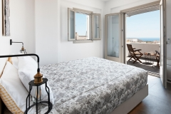 Alchemy Luxury Villa Santorini Bedrooms