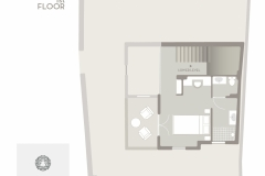 Alchemy Luxury Villa Santorini 1st Floor